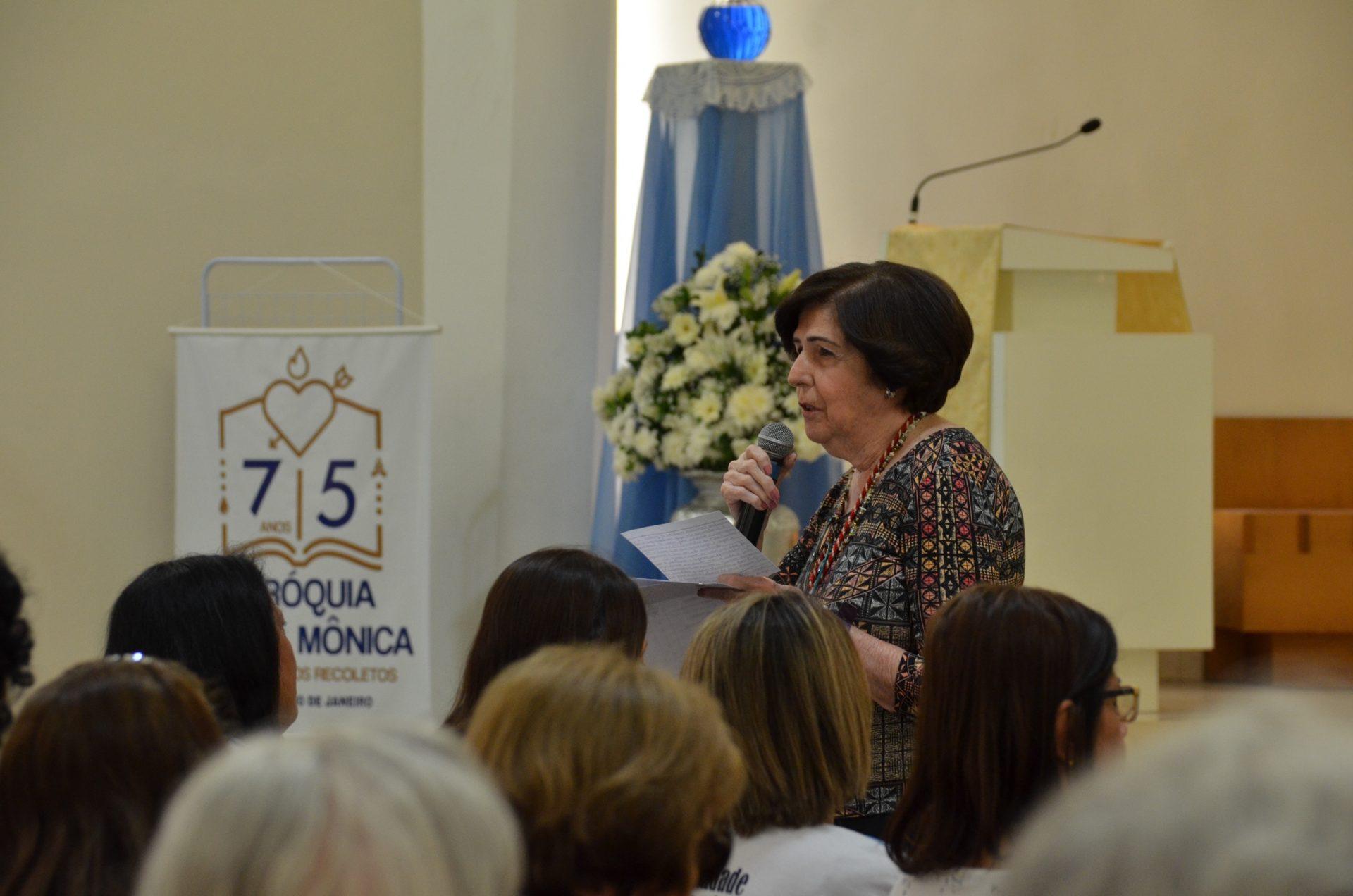 VIII Encontro das Mães Cristãs Santa Mônica